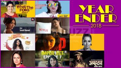 दस अभिनेत्रियाँ जिन्होंने 2018 में वेब सीरीज में  प्रभाव डाला 1