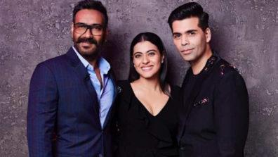 अजय देवगन कॉफ़ी विद करण 6 में 'आंसर ऑफ थी सीजन' के लिए ऑडी जीतेंगे