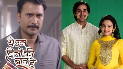 राकेश आखिरकार समीर को नैना के प्रेमी के रूप में सोनी टीवी के ये उन दिनों की बात है में स्वीकार कर लेते हैं