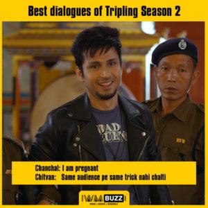 टी वी एफ ट्रिपलिंग: सीजन 2 के सर्वश्रेष्ठ डायलॉग 1