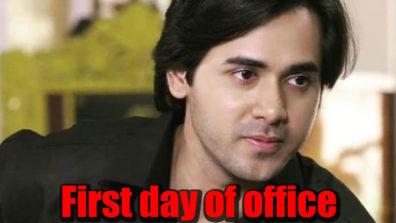 ये उन दिनों की बात है: समीर के कार्यालय में पहला दिन 'अप्रिय' रहा