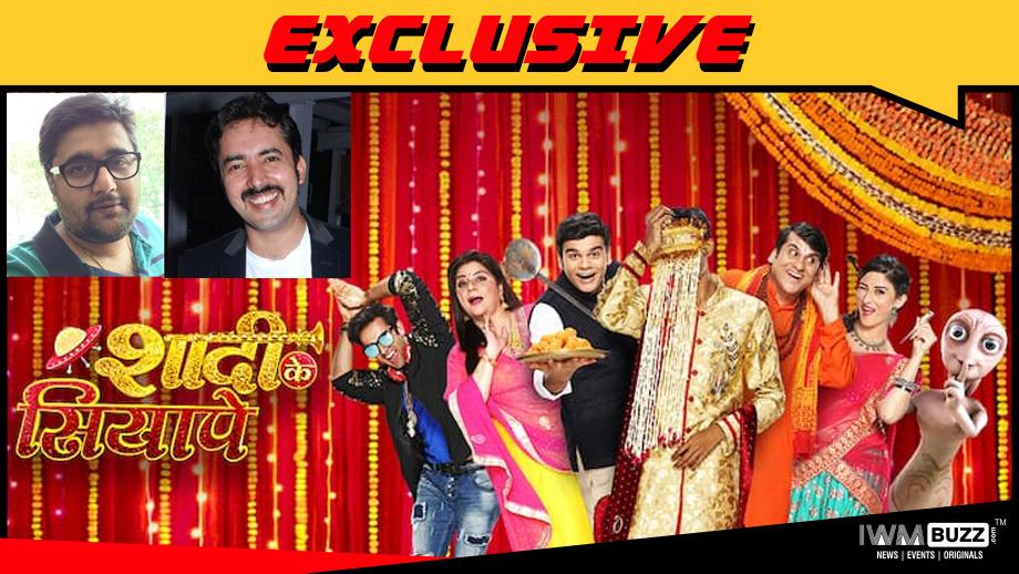 महेश पांडे और विशाल वटवानी ने &TV के लिए शादी के सियापे सीजन 2  का निर्माण करेंगे