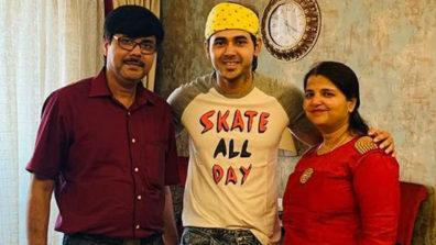 ये उन दीनों की बात है अभिनेता रणदीप राय ने दोस्तों और परिवार के साथ जन्मदिन मनाया
