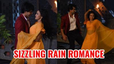 ये उन दिनों की बात है: देखिए टिप टिप बरसा पानी गाने पर समीर नैना का सिजलिंग रोमांस