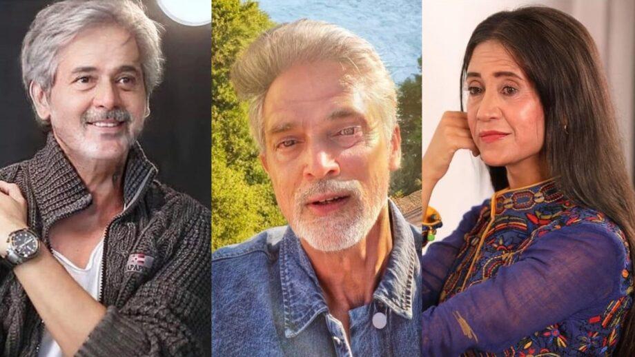मोहसिन खान, पार्थ समथान, शिवांगी जोशी, रणदीप राय का ओल्ड एज ' फेसअप चैलेंज