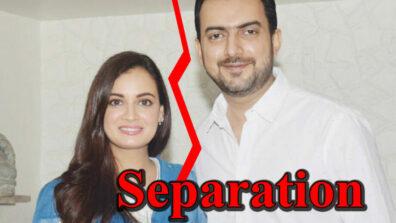 दीया मिर्जा और साहिल संघा शादी के 11 साल बाद अलग हुए