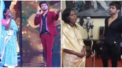कोलकाता रेलवे स्टेशन पर गाने वाली रानू मंडल को दिया हिमेश रेशमैया ने मौका