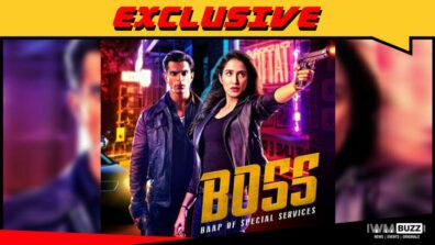 करण सिंह ग्रोवर अभिनीत बॉस की सीजन 2 के साथ वापसी