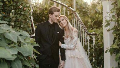 लोकप्रिय यू ट्यूब प्युडीपाई ने शादी कर ली