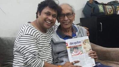 भाभीजी घर पर है अभिनेता योगेश त्रिपाठी के पिता का हुआ निधन