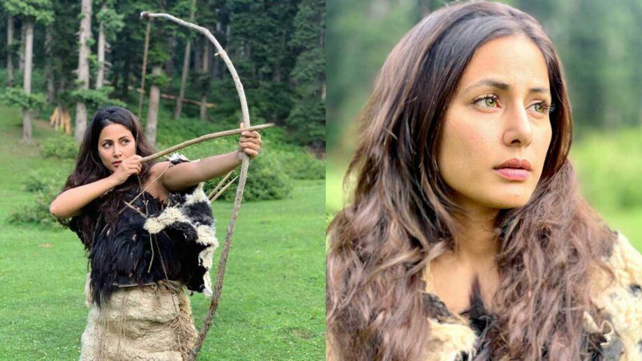 देखिए हिना खान की पहली इंडो-हॉलीवुड डेब्यू फिल्म, कंट्री ऑफ ब्लाइंड की तस्वीरें