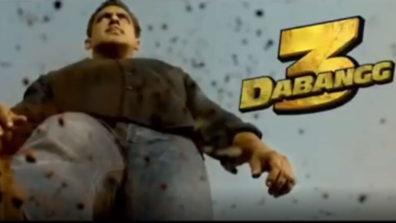 सलमान खान ने दबंग 3 की घोषणा स्टाइल से की