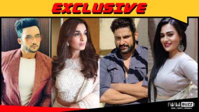जुबेर खान, शाइनी दोषी, पराग त्यागी और रेनी ध्यानी हंगामा प्ले के मुक्ति में