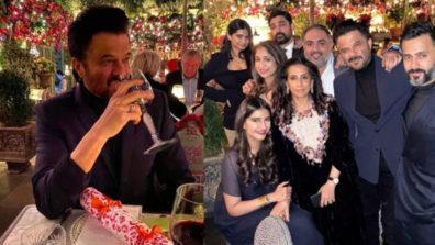 देखिए तस्वीरें अपने परिवार के साथ अनिल कपूर ने कैसे मनाया अपना जन्मदिन