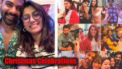 कुमकुम भाग्य: अभि, प्रज्ञा, प्राची, रिया, रणबीर ने साथ मनाया क्रिसमस