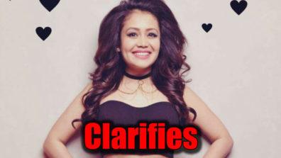 सिंगल अलर्ट: नेहा कक्कर ने स्पष्ट किया कि वह सिंगल हैं