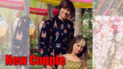 टिकटोक स्टार अरिश्फा खान और अदनान शेख नई जोड़ी है