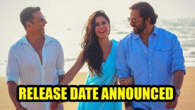 कैटरीना कैफ ने सूर्यवंशी के रिलीज डेट की घोषणा की