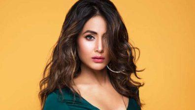 हिना खान कि शॉर्ट फिल्म स्मार्टफोन उल्लू एप पर स्ट्रीम होगी