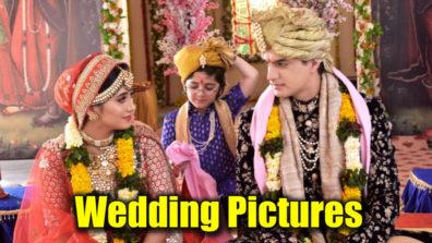 ये रिश्ता क्या कहलाता है: कार्तिक और नायरा की शादी की तस्वीरें