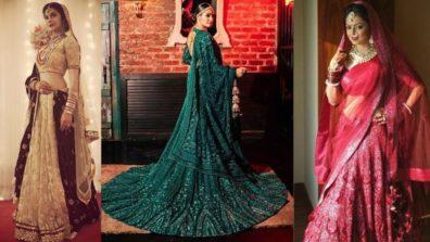 जेनिफर विंगेट या अनीता हसनंदानी या द्रष्टि धामी: लहंगा में सबसे खूबसूरत कौन लगती है?